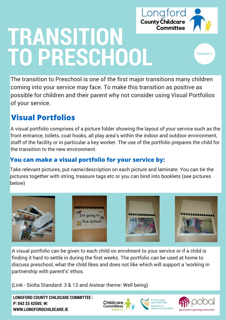 Resources for EYP - Longford Childcare Committee