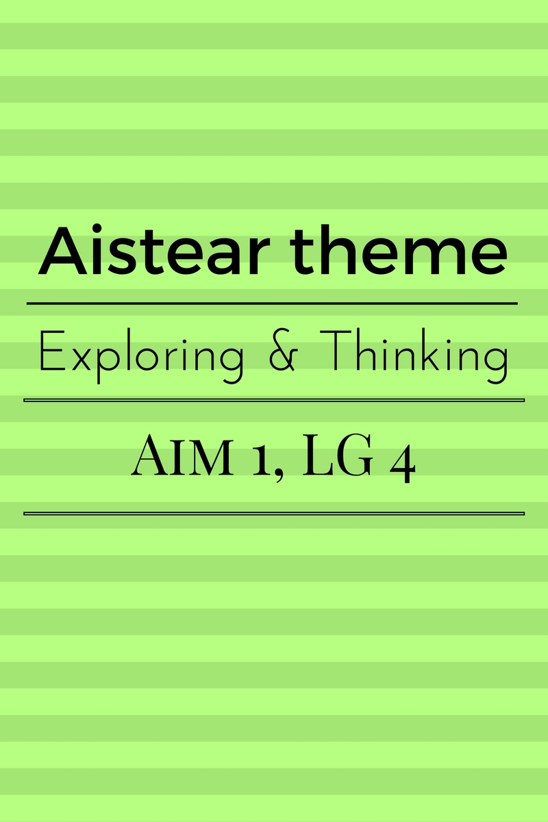 aistear theme ex th aim 1 lg 4 longford childcare committee