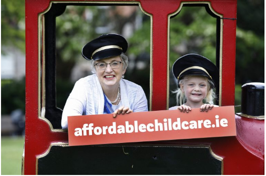 Affordable Childcare-Katherine Zappone