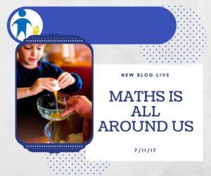 Maths is all around us