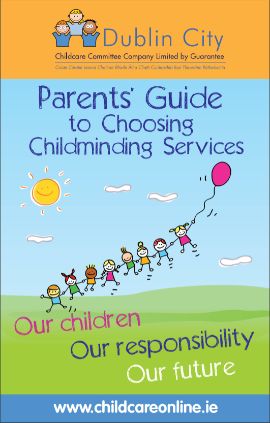 Parents Guide to Choosing Childminding Service