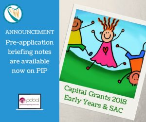 Early Years Grants 2018 (1)