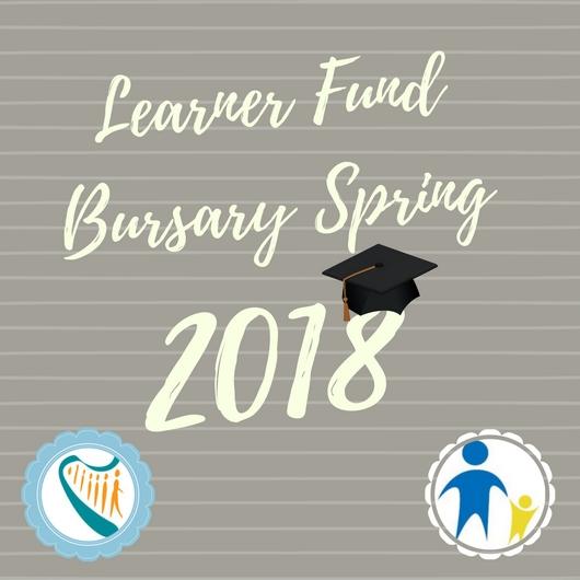 Learner Fund Bursary Spring 2018