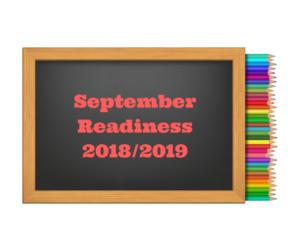 September Readiness 2018_2019