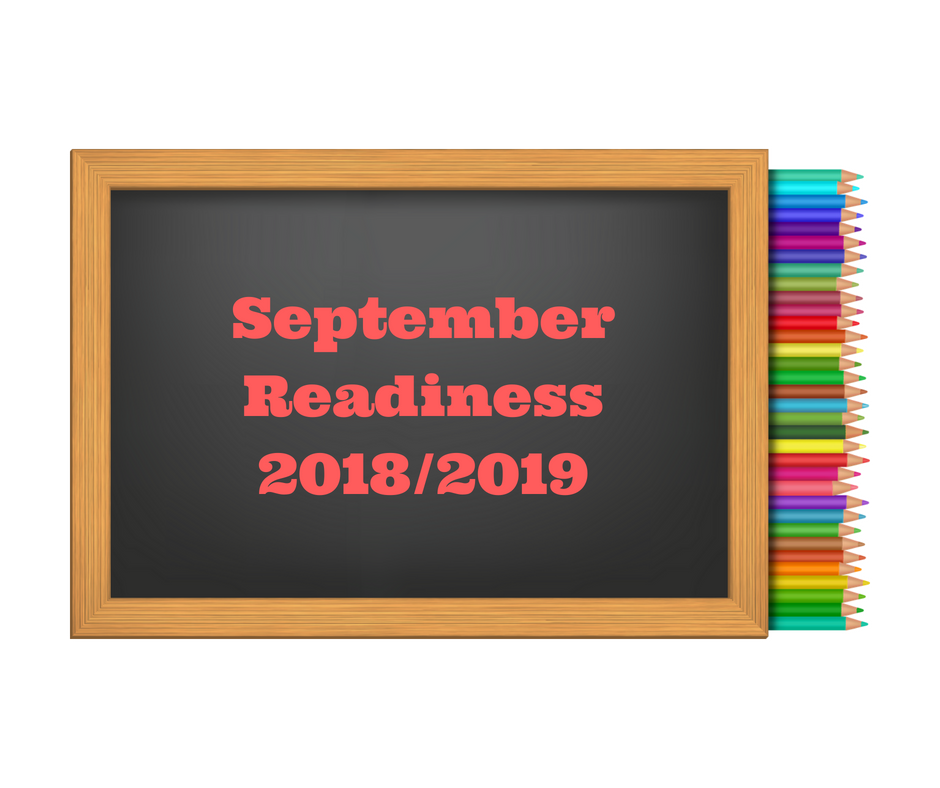 September Readiness 2018_2019