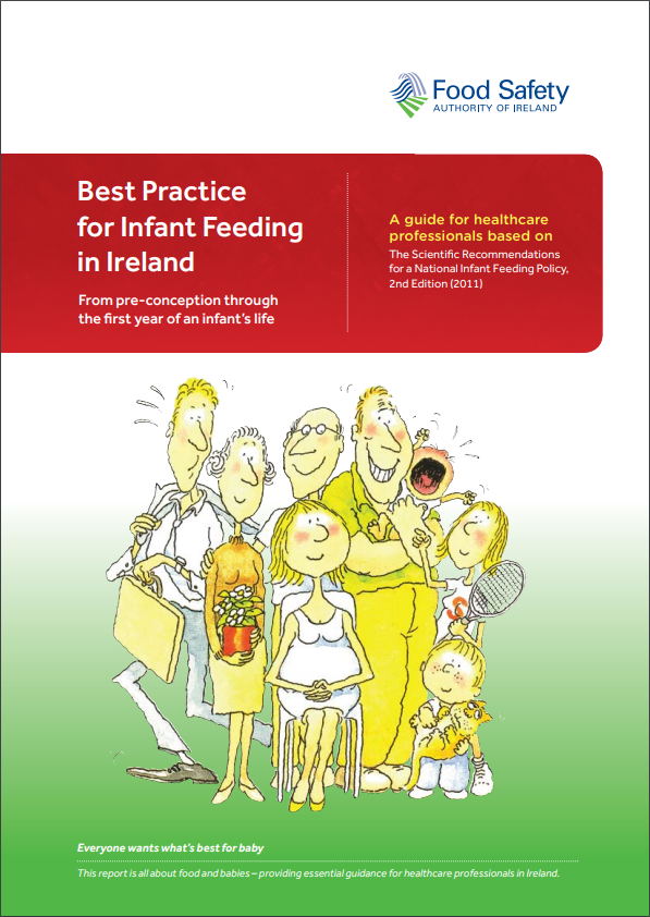 Best Practice for Infant Feeding in Ireland