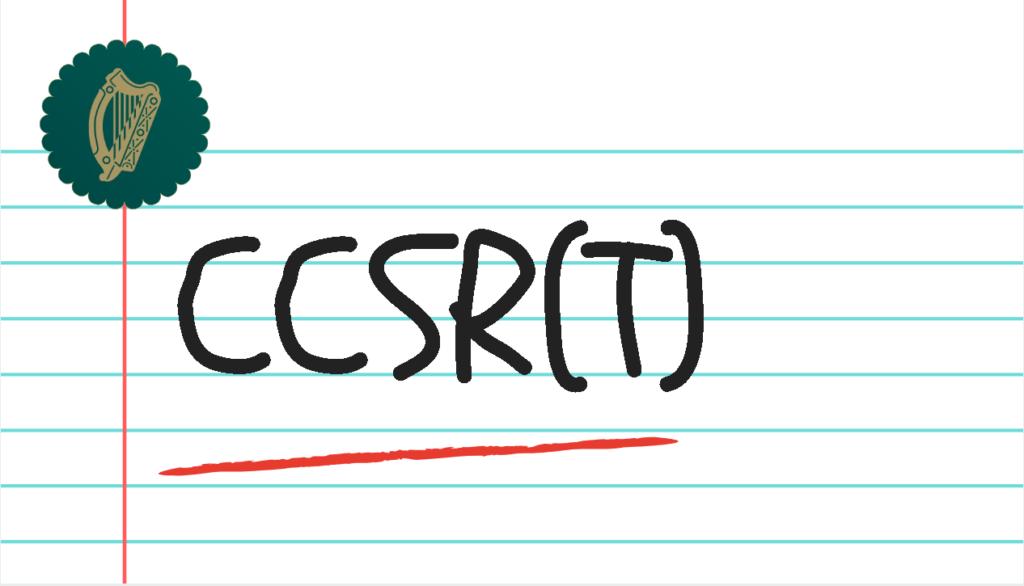 CCSR/T