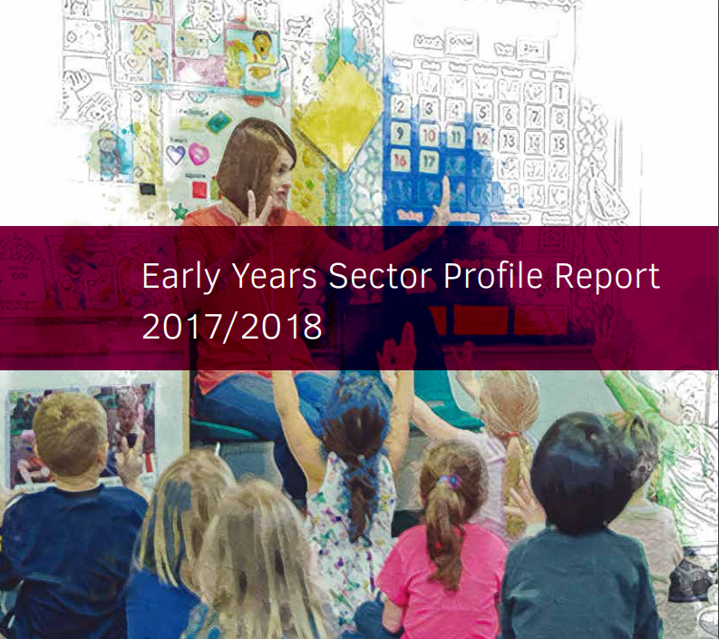 Early Years Sector Profile 17 & 18- Pobal
