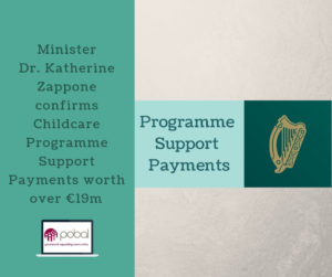 Programme Support Payment
