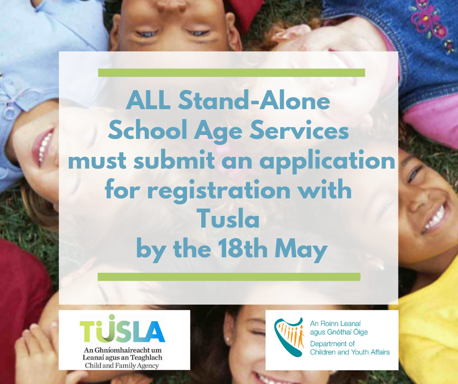Deadline for Registration with TUSLA_