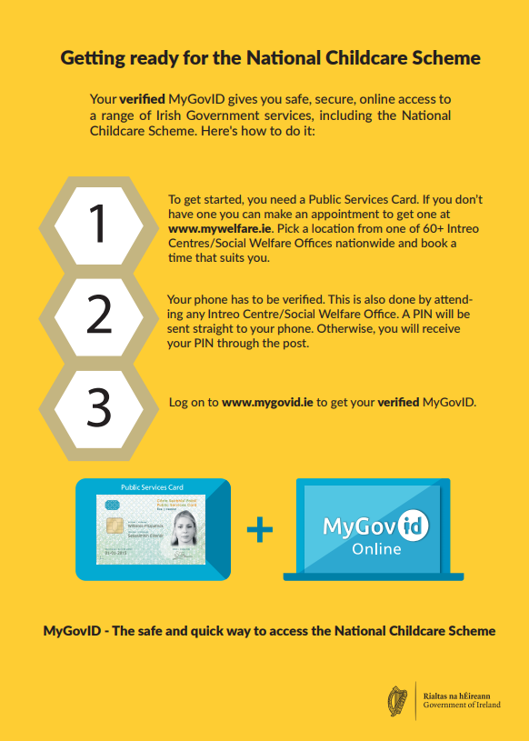 MYGOV ID leaflet for parents pg2