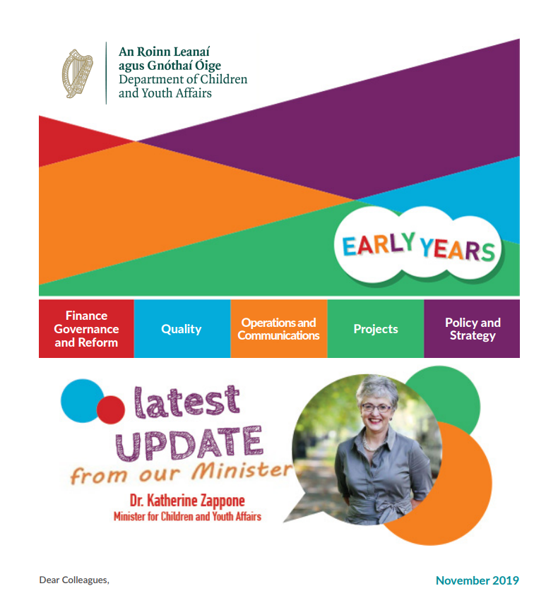 E-Bulletin DCYA November Edition