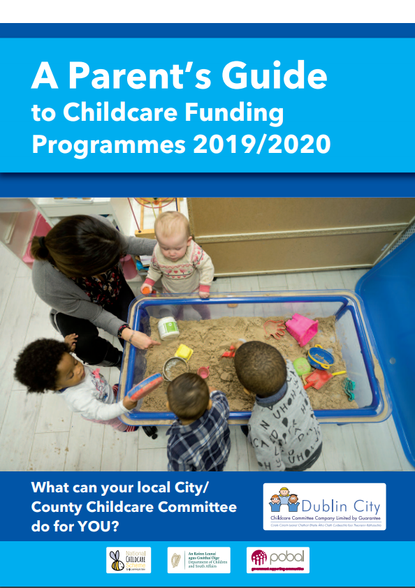 A Parents Guide to Childcare Funding