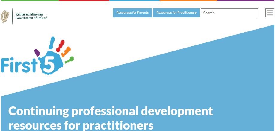 Practitioners CPD Webpage