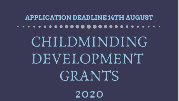 Childminding Dev Grants 2020