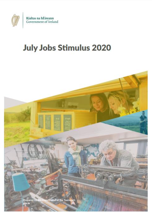 July Jobs Stimulus 2020