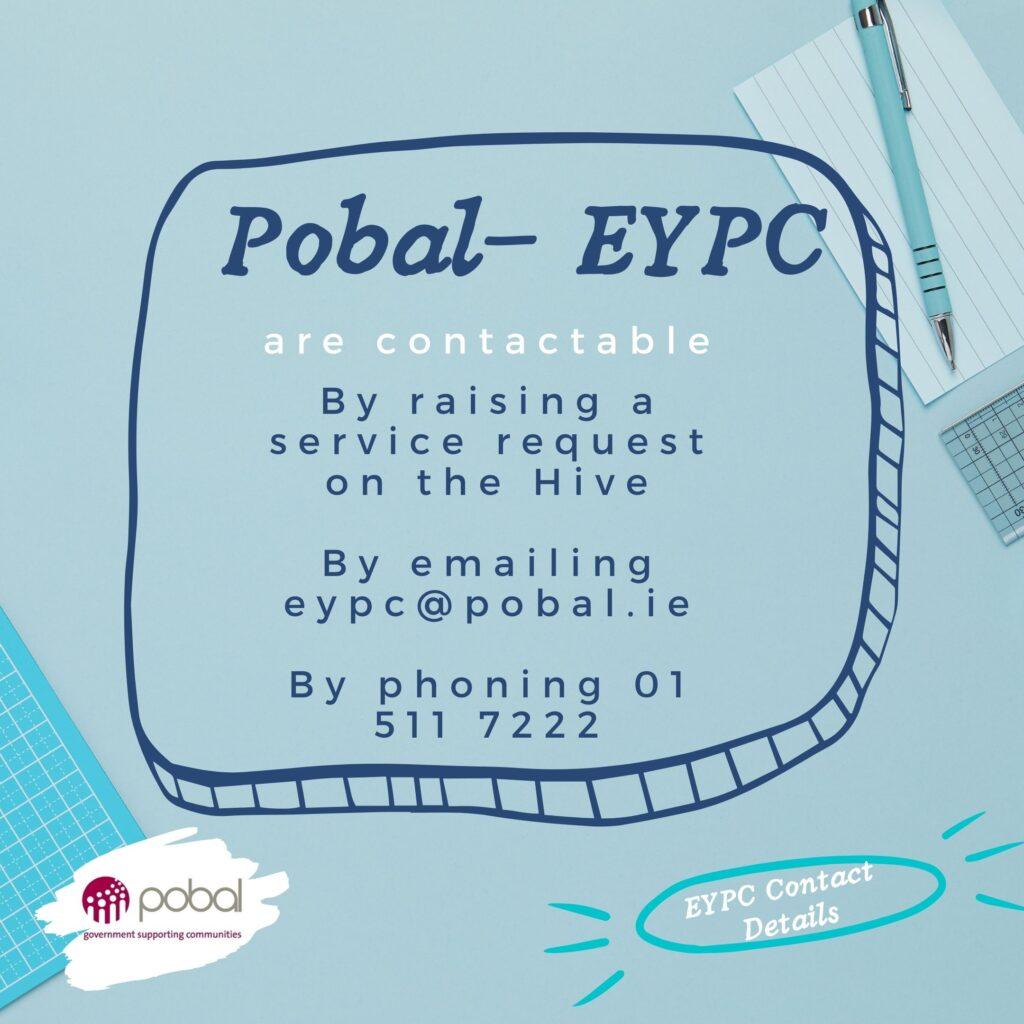 Pobal EYPC