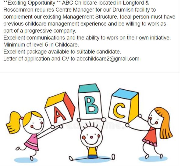 ABC Drumlish job