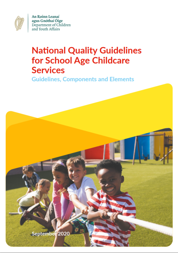 National Quality Guidelines for SAC services