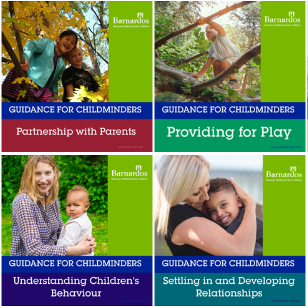 Barnardos Resources for Childminders