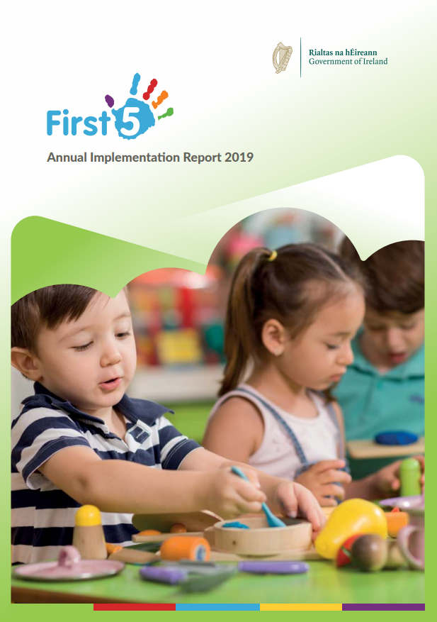 First 5 Annual Implementation Report 2019