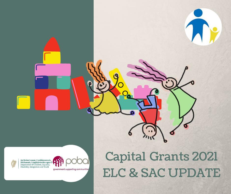 ELC & SAC Grants 2021