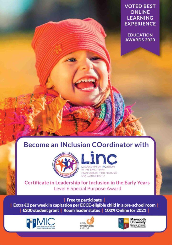 LINC Brochure Cover 2021