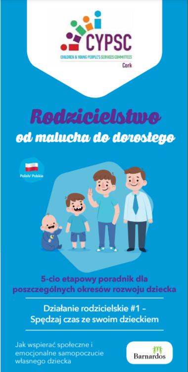 Parenting Babies to Adults (Polish)
