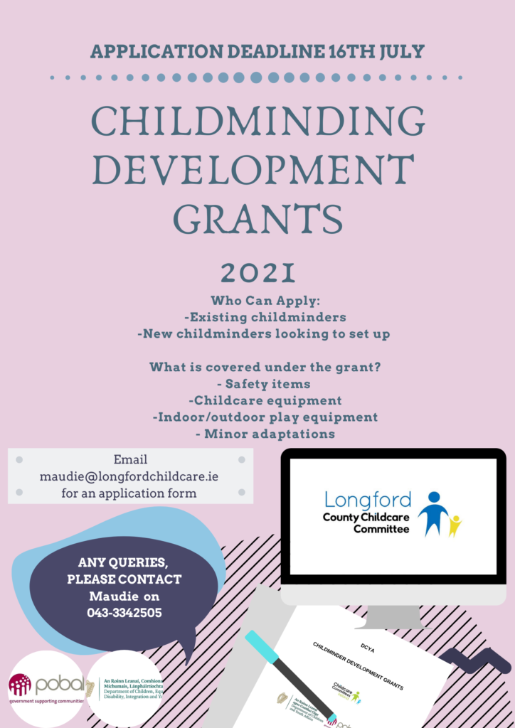 Childminding Grants 2021 (1)