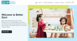 Better Start Website