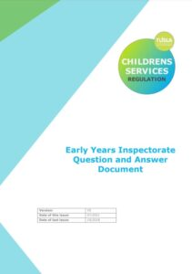 Early-Years-Inspectorate-Q-A-doc